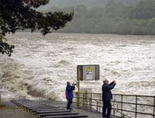 Cod galben de inundatii pe Dunare pana pe 15 martie