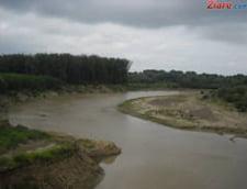 Cod galben de inundatii pe mai multe rauri. Vezi zonele afectate