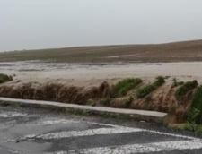 Cod galben de inundatii pe rauri din judetele Hunedoara, Bihor, Salaj si Cluj