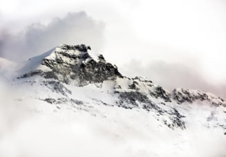 Cod galben de ninsori in 18 judete. Risc maxim de avalansa in masivul Ceahlau