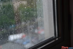 Cod galben de ploi in cantitati mari si disconfort termic