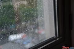 Cod galben de ploi si vant in 8 judete si in Bucuresti