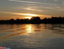 Cod galben si portocaliu de inundatii pe Dunare, pana la sfarsitul lunii