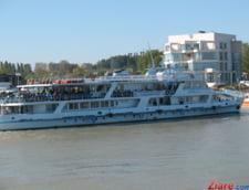 Cod portocaliu de inundatii pe Dunare (Video)