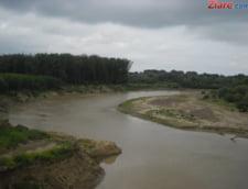 Cod portocaliu de inundatii pe Dunare: trei judete sunt in pericol de a fi inundate