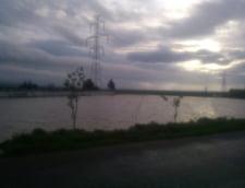 Cod portocaliu de inundatii pe rauri din Prahova si Buzau