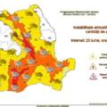 Cod rosu de canicula. Zonele din Romania in care temperaturile ajung brusc la 40 de grade Celsius