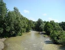 Cod rosu de inundatii pe raul Motru - 5 localitati in pericol