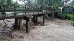 Cod rosu de ploi in localitati din judetul Arad. Cantitatea de apa depaseste 40 l/mp