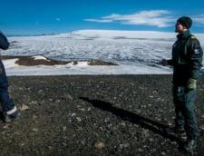 Cod rosu de zbor in Islanda, din cauza eruptiei unui vulcan