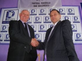 Codreanu paraseste sefia PRM si candideaza pentru PPDD la parlamentare