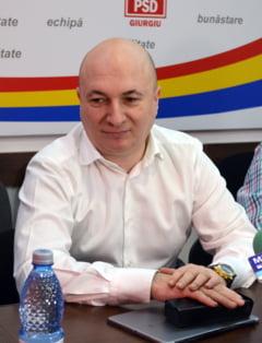 Codrin Stefanescu (PSD): Prefectii ar trebui sa redevina politici, cum erau pe vremea lui Nastase