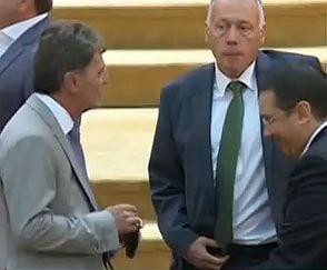 Codul Fiscal, adoptat din nou in Parlament (Video)
