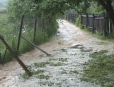 Codul portocaliu de inundatii, prelungit in sudul tarii