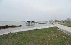 Coduri galbene de inundatii pe Olt, Calmatui si Dunare