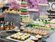 Cofetaria LUSH - CANDY BARURI de TOP in Bucuresti - Prajituri Premiate International
