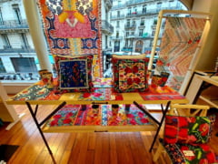 Colectia de primavara-vara a casei de moda Fragonard pune in evidenta traditiile si artistii romani
