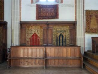 Colectie inestimabila si unica in Europa, in pericol intr-o biserica celebra din Romania