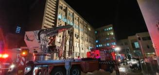 Colegiul Medicilor, dupa incendiul de la Piatra Neamt: Sistemul de sanatate romanesc nu trebuie sa mai produca tragedii