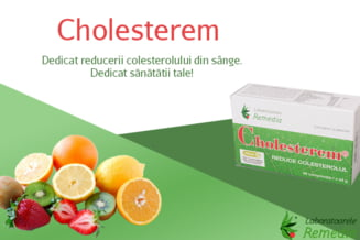 Colesterolul. O problema care nu mai tine cont de varsta