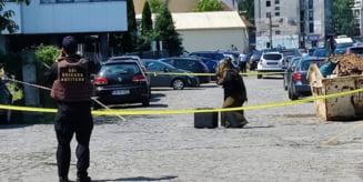 Coletul suspect din Odorheiu Secuiesc era o geanta goala