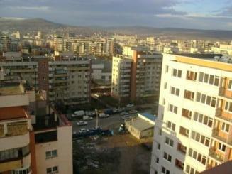 Colliers: Piata imobiliara din Romania s-ar fi blocat oricum daca nu era criza globala