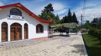 "Colonesti: S-a deschis oficial Centrul Muzeal ""Aviator Alexandru Serbanescu"""