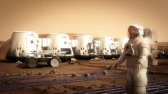 Colonizarea planetei Marte, in grafic - care este planul exploratorilor