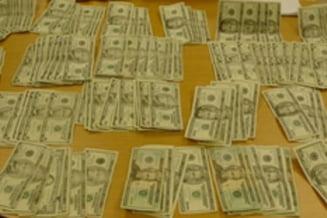 Columbia a confiscat o suma record de bani obtinuti din droguri