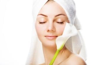 Combate pielea uscata in mod natural