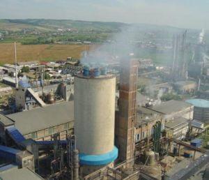 Combinatul Azomures a ramas fara gaz metan