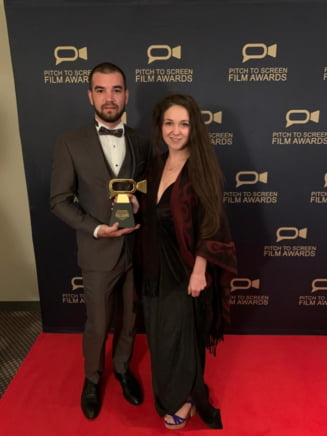 Comedia romaneasca Undeva in Moldova a fost premiata la New York