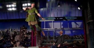 Comediant de top ranit in timpul filmarilor pentru una dintre cele mai populare emisiuni
