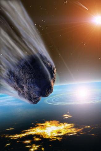 Cometa care va salva Pamantul de la distrugere?