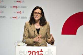 Comisar UE: Romania ar putea intra in Schengen foarte curand