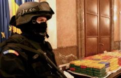 Comisar sef de la Directia Generala Anticoruptie, retinut pentru trafic de droguri