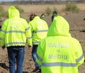 Comisariatul Judetean Teleorman al Garzii Nationale de Mediu: Activitatea desfasurata in primele patru luni ale anului