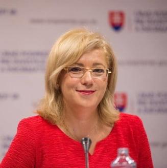 Comisarul Corina Cretu cere Ministerului Transporturilor proiecte mature pentru finantare europeana: Am pierdut bani!