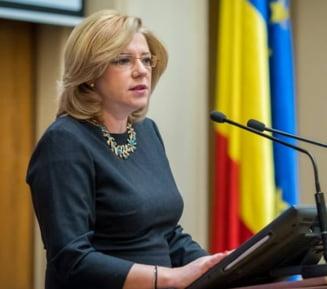 Comisarul european Corina Cretu (PSD): Eu nu sunt absolut deloc intrebata de problemele justitiei din Romania