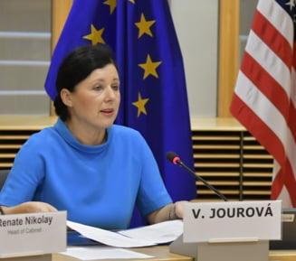 Comisarul european pentru Justitie vine in Romania. Se va intalni cu Tudorel Toader