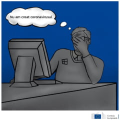 Comisia Europeana: Bill Gates nu a creat coronavirusul