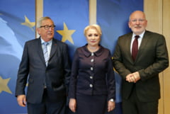 Comisia Europeana: Se exercita presiuni asupra institutiilor judiciare si asupra magistratilor, inclusiv prin infiintarea Sectiei Speciale