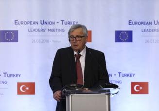 Comisia Europeana: Turcia trebuie sa inceteze operatiunea militara. Sa nu astepte finantare de la UE