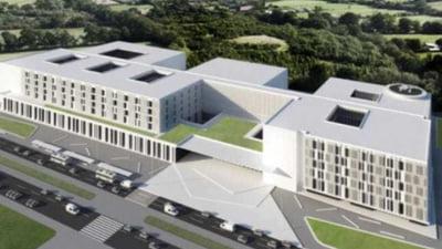 Comisia Europeana a aprobat finantarea spitalului regional Craiova. Unitatea va avea 19 sali de operatie si heliport