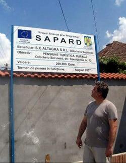 Comisia Europeana asteapta informatii privind fondurile SAPARD