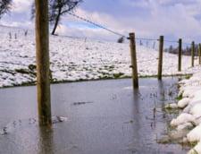 Comisia Europeana da 1,8 milioane de euro pentru a proteja Romania de inundatii