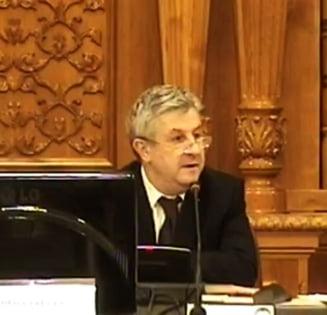 Comisia Iordache a eliminat presedintele Romaniei din procedura de numire si revocare a conducerii Inaltei Curti