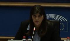Comisia LIBE decide pe cine sustine pentru sefia Parchetului UE, dupa ce Kovesi a primit voturile CONT