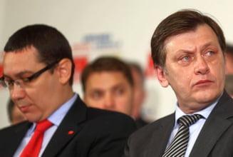Comisia de ancheta invrajbeste USL - Antonescu il contrazice pe Ponta: Nu imi iau certificat de antibasism (Video)