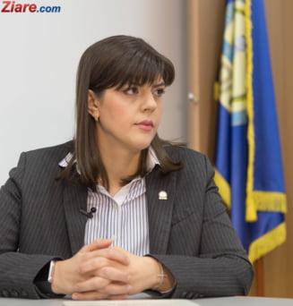 Comisia de ancheta o cheama din nou la audieri pe Kovesi. Deputatul protestatar Plesoianu o ameninta cu plangere penala